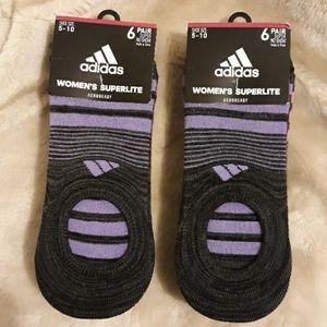 Adidas Ankle Socks Sneaker Socks 12 Pairs